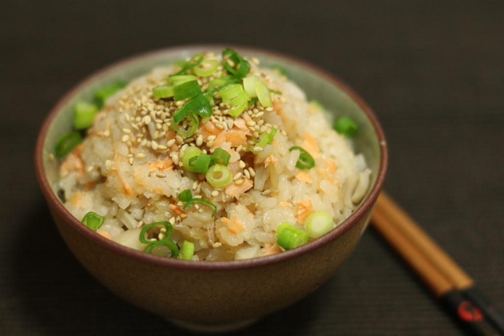 アボカドベーコンの炊き込みご飯(おは朝で紹介)のレシピ おはよう朝日です 4月7日